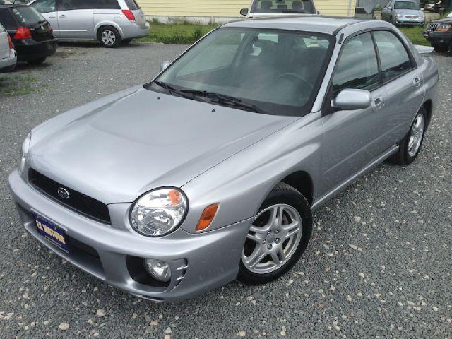 2002 Subaru Impreza SCAB XLT 4WD LONG BOX