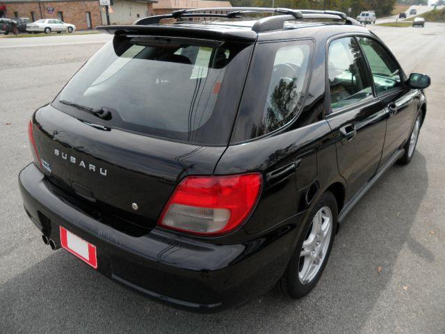 2002 Subaru Impreza Super Sport