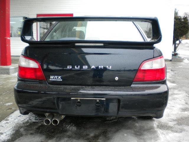 2003 Subaru Impreza Super Sport