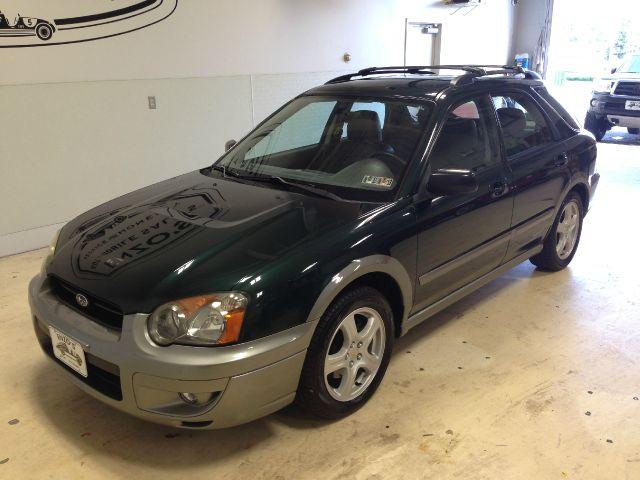2004 Subaru Impreza GSX