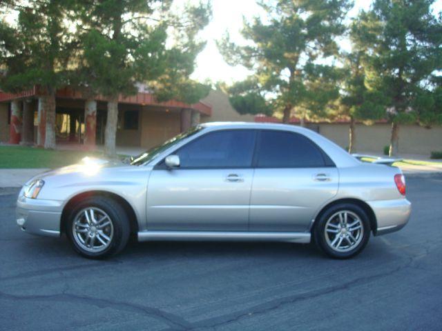 2005 Subaru Impreza Super Sport