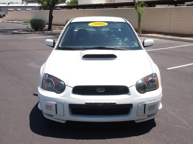 2005 Subaru Impreza WGN SE