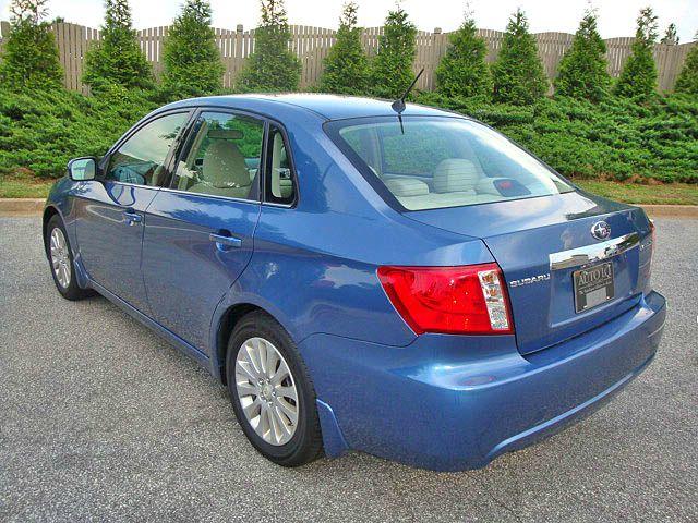 2008 Subaru Impreza 2 Door
