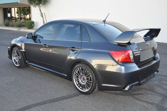 2012 Subaru Impreza I4 Man SE