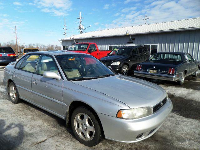 1997 Subaru Legacy 4dr Sdn I4 CVT S