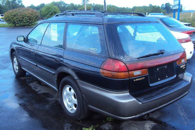 1998 Subaru Legacy SLT 25
