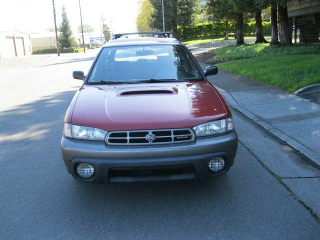1998 Subaru Legacy T6 Turbo AWD