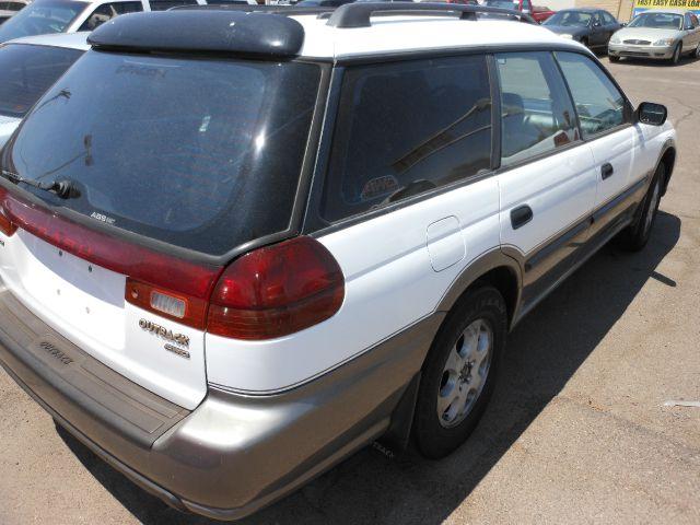 1998 Subaru Legacy LS Sedan Hatchback