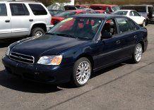 2002 Subaru Legacy Lariat Crew Cab 4WD DRW
