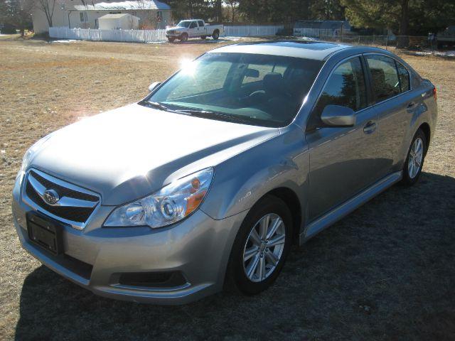 2011 Subaru Legacy 2.3T Sedan 4D