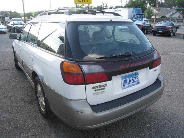 2000 Subaru Outback Mega Short Slt Horn 6 7l Sel 4wd