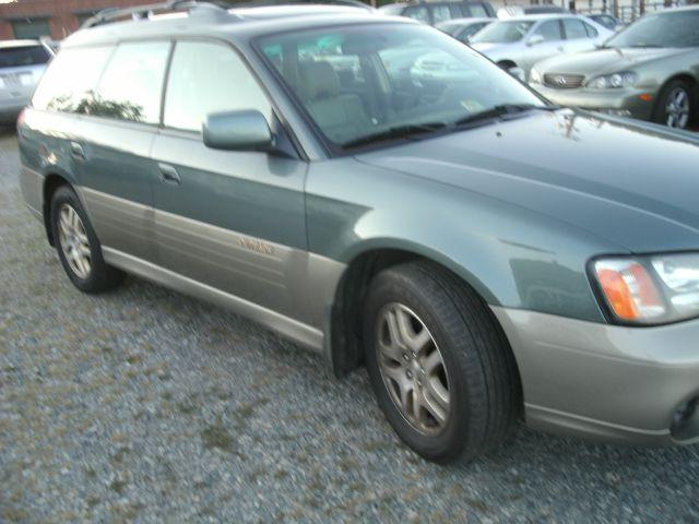 2001 Subaru Outback LS 4WD