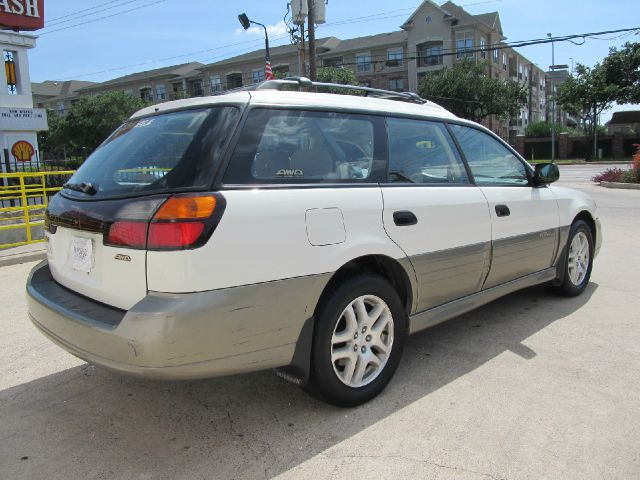 2001 Subaru Outback SW2