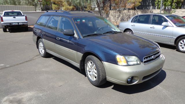 2002 Subaru Outback SW2