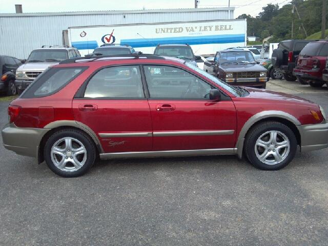 2002 Subaru Outback GSX