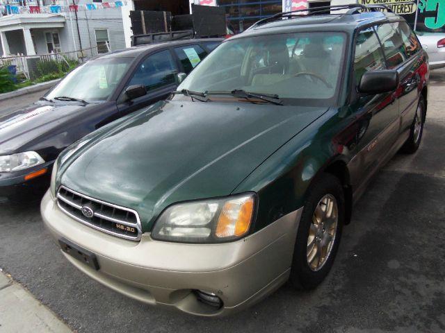 2002 Subaru Outback Anniv