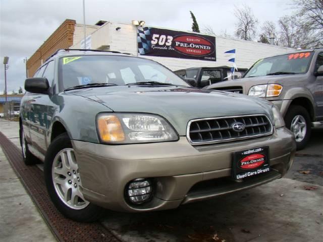 2003 Subaru Outback Sedan 4 Door