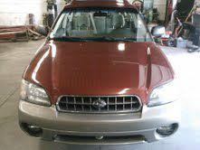 2004 Subaru Outback FC4