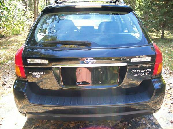2005 subaru outback 2 5xt wagon details lebanon me 4027. Black Bedroom Furniture Sets. Home Design Ideas