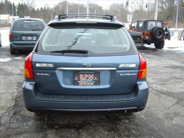 2006 Subaru Outback 4dr Sdn LTZ Sedan