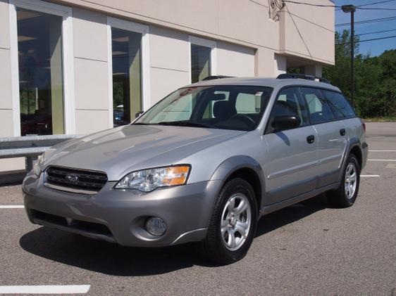 2007 Subaru Outback EX 4D Hardtop