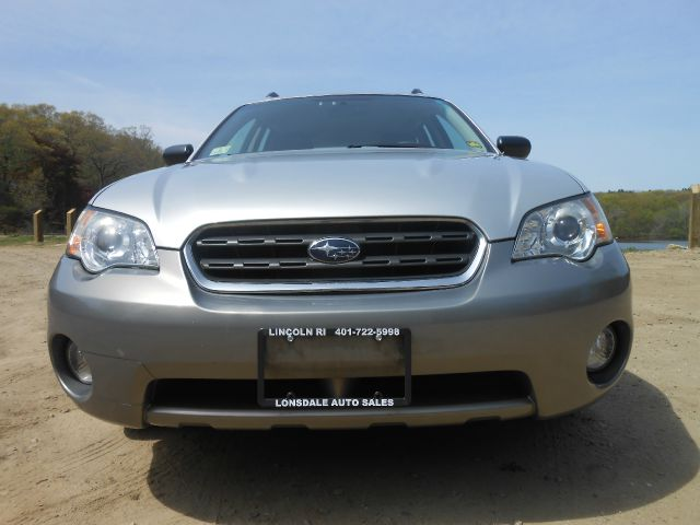 2007 Subaru Outback 2 Door