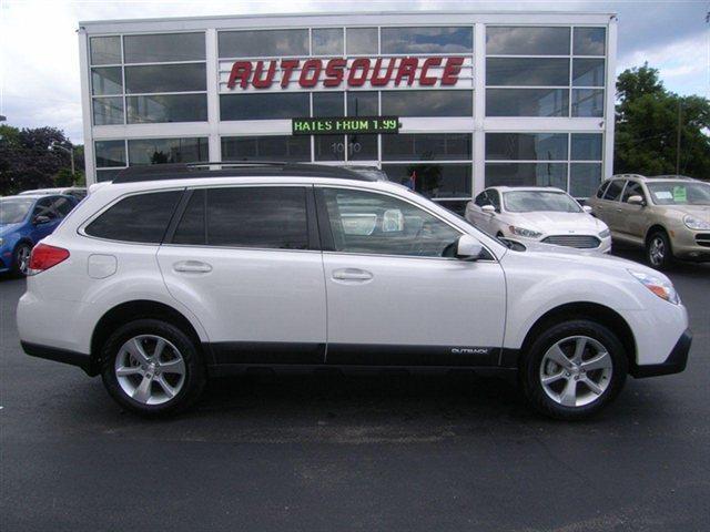 2013 Subaru Outback GT Convertible Premium