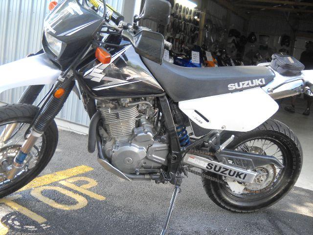 2008 Suzuki DR 650 S DUAL SPORT