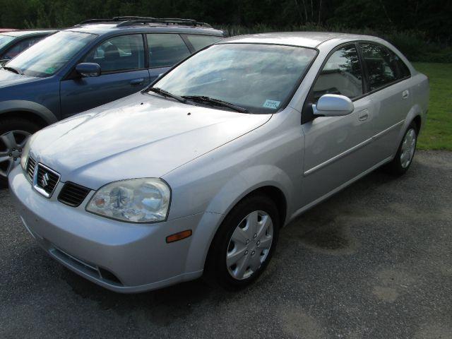 2005 Suzuki Forenza SLT Club-cab