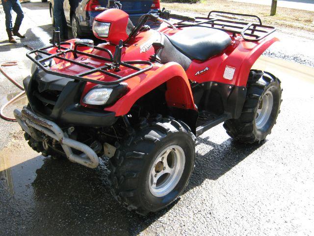 2006 Suzuki Vinson 500 4x4