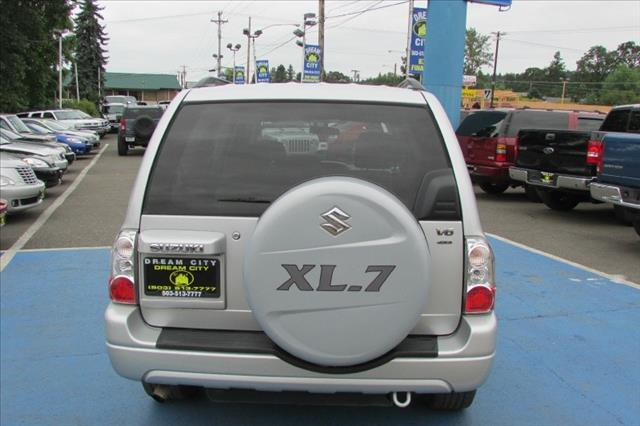 Suzuki Xl Gas Mileage