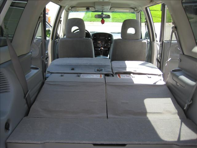 2005 Suzuki XL-7 Open-top
