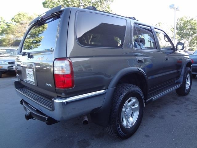 1996 toyota 4runner sr5 details san leandro ca 94577. Black Bedroom Furniture Sets. Home Design Ideas