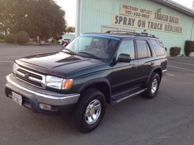 1999 Toyota 4Runner I Limited