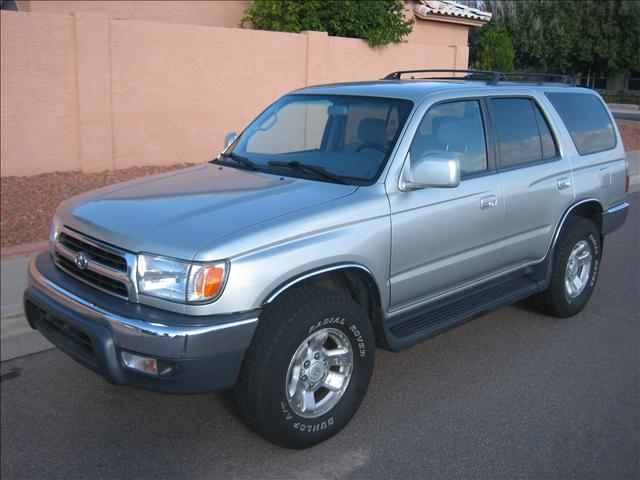 2000 Toyota 4Runner Hd2500 Excab 4x4