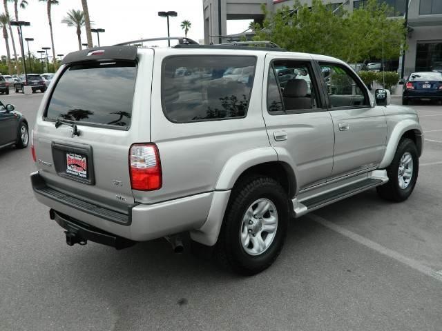 2001 Toyota 4runner Hd2500 Excab 4x4 Details Las Vegas