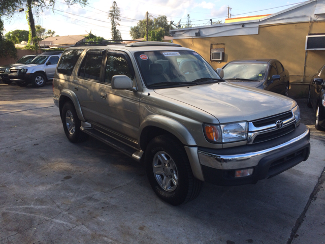2002 Toyota 4Runner GT Limited
