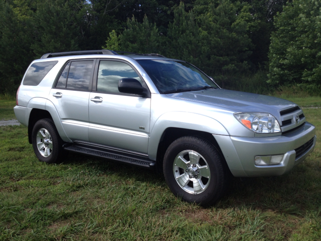 2004 Toyota 4Runner GT Limited
