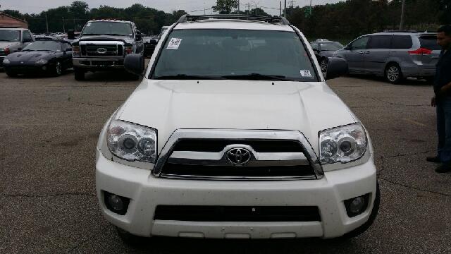 2007 Toyota 4Runner I Limited