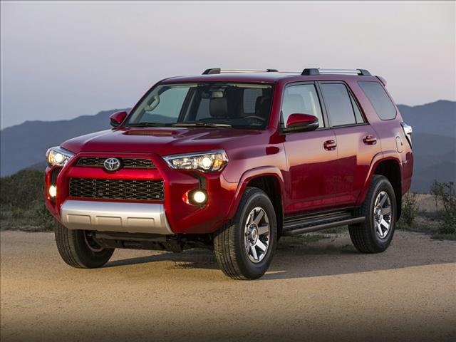 2014 Toyota 4Runner Unknown