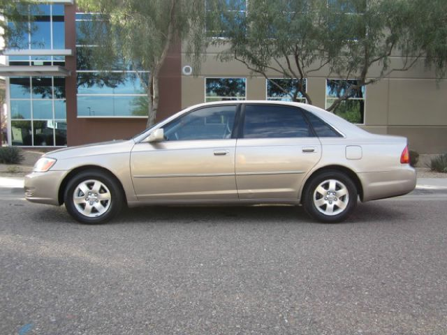 2001 Toyota Avalon Sport 4WD
