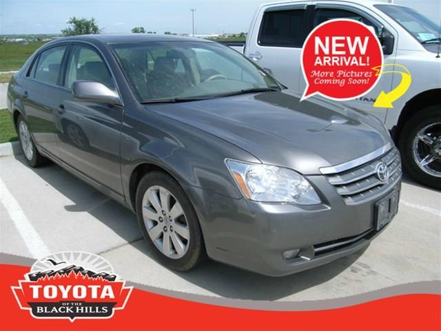 2006 Toyota Avalon 3.5tl W/tech Pkg