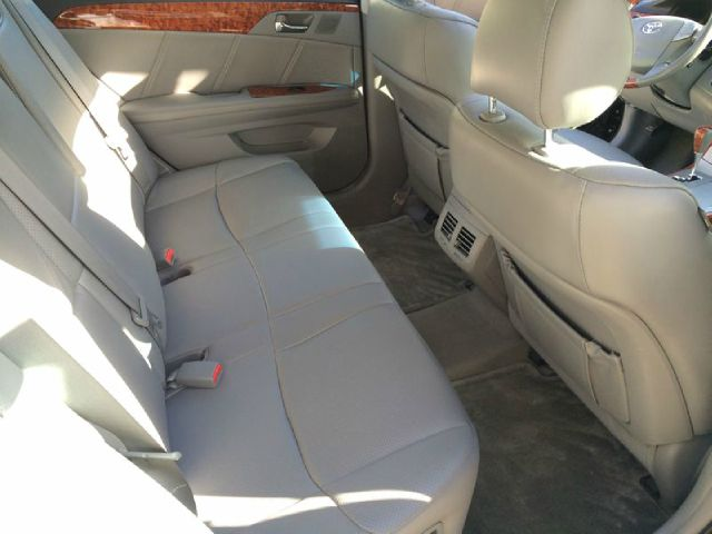 2007 Toyota Avalon Flat-bed 2WD