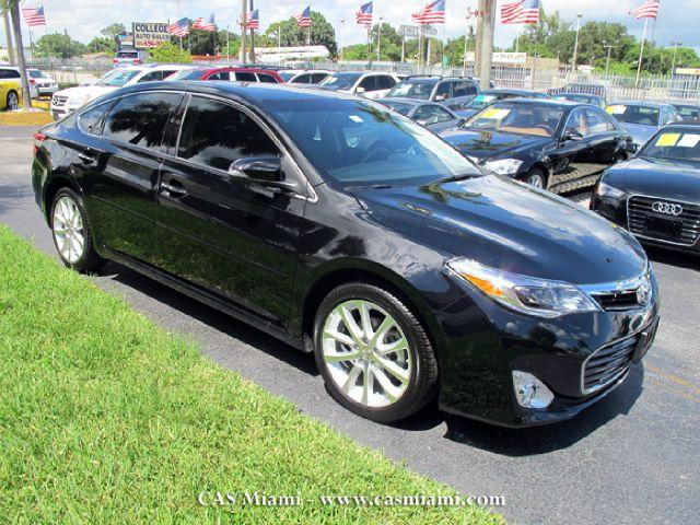 2013 Toyota Avalon SLT 25