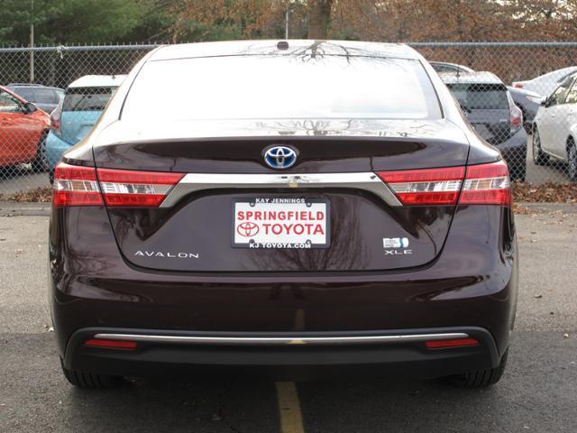 2014 Toyota Avalon Hybrid Touring Premium