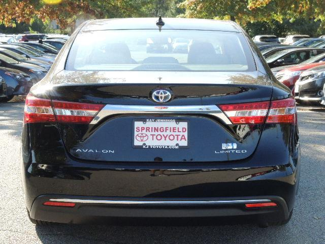 2014 Toyota Avalon Hybrid Gladiator Conversion
