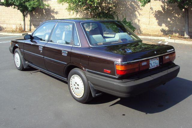 1989 Toyota Camry Dlx Details Louisville Il 95678