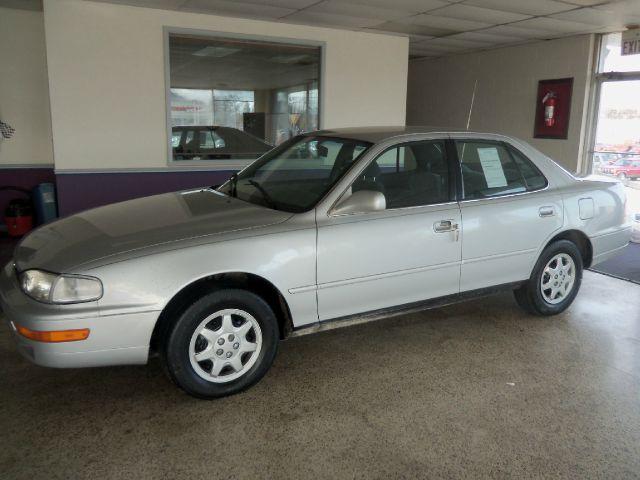 1992 Toyota Camry X