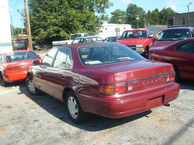 1993 Toyota Camry X