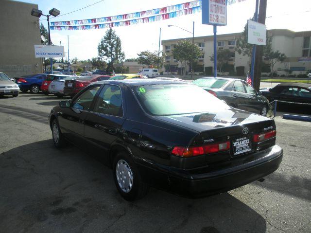 1997 Toyota Camry X